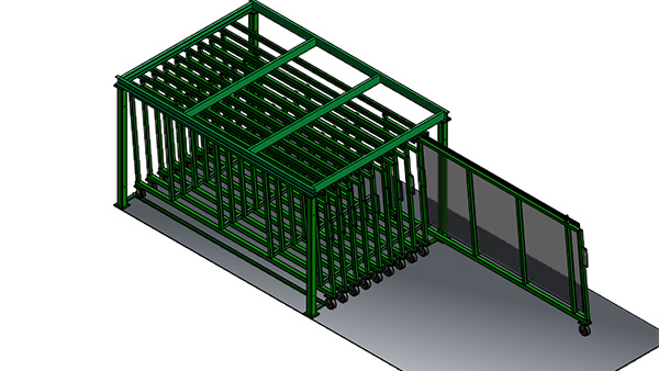 Glass Drawer Systems Wakefield Equipment